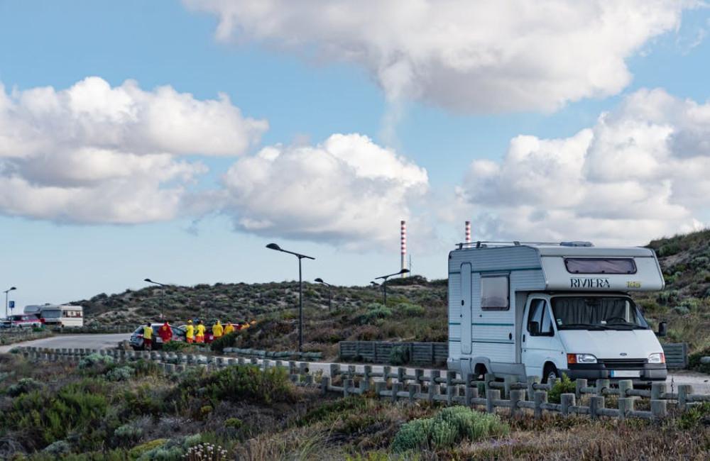 Reis door Europa met een camper