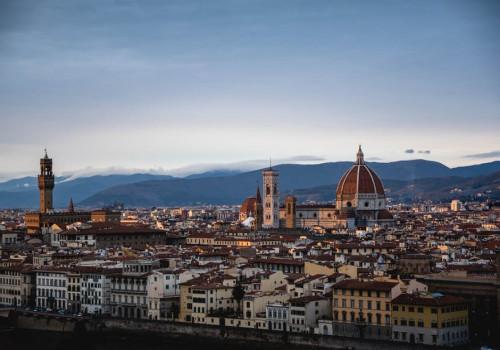 Bezoek het Toscaanse Florence