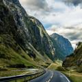 Kampeervakantie naar Noorwegen
